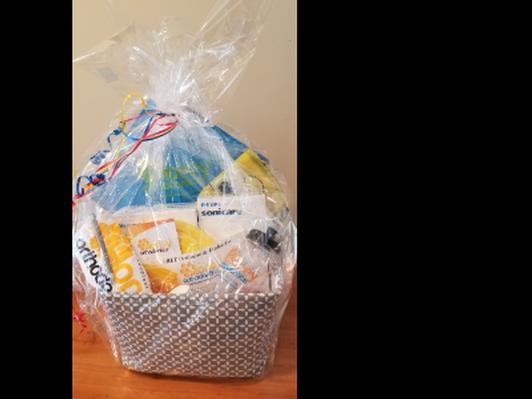 Orthodontic Gift Basket