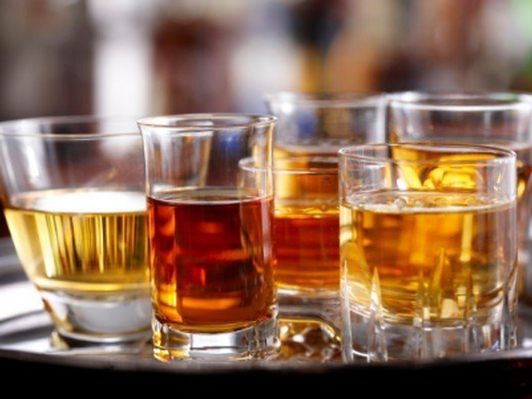 Whiskey and Bourbon Tasting for 4 at Royal Tavern