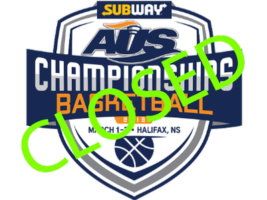 2019 AUS Basketball Championship - 2 pairs of SUPER package
