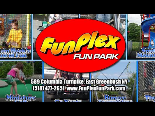 Gift Certificate to Funplex Funpark