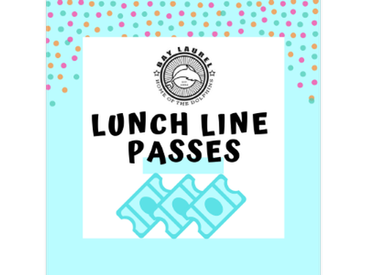 Lunch Line Pass - Front of Line