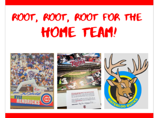 Root, Root, Root for the Home Team!