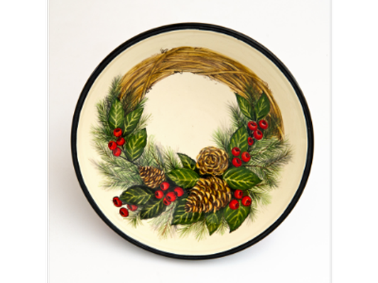 The Wreath by Candice Dillhoff
