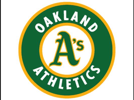 2 Tickets - Oakland A's