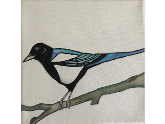 Magpie by Angela Nielsen