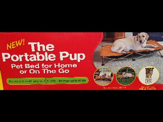Carlson Portable Pet Bed