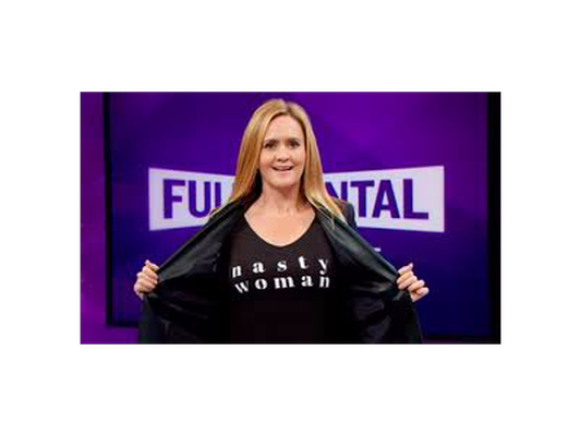 Full Frontal with Samantha Bee!