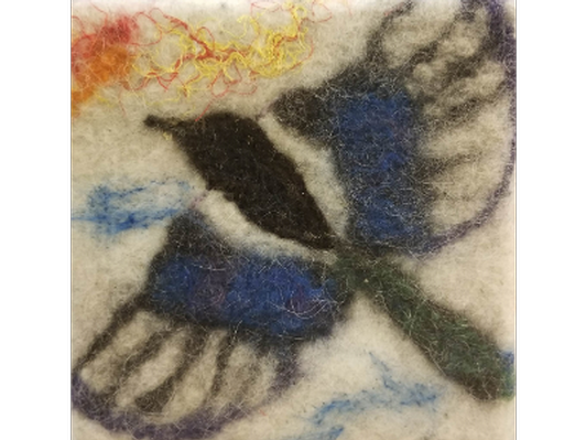 Magpie by Elizabeth Kandror