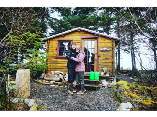 1 Night's Stay on MacDonald Spit with Between Beaches, Alaska