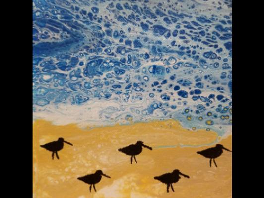 Shore by Tiffany Sherman