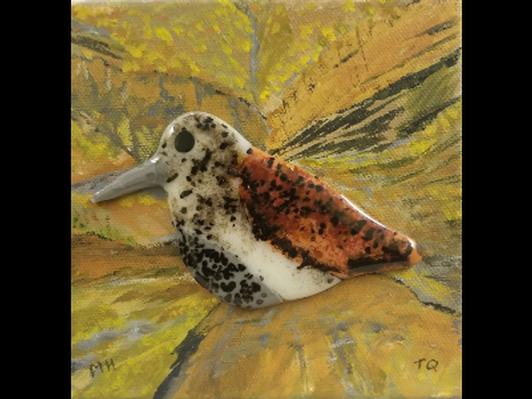 Shorebird by Marilyn Hansen and Tim Quinn