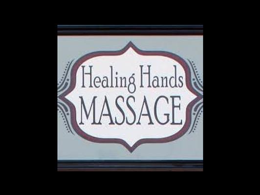 1 Hour Massage from Healing Hands