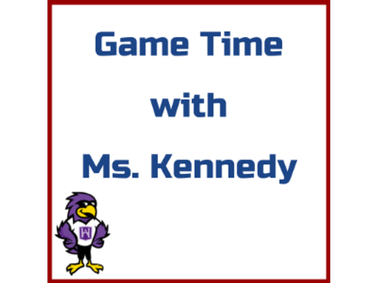 Game Time with Ms. Kennedy