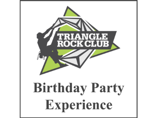 Triangle Rock Club Birthday Party
