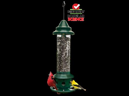 Squirrel Buster Plus, Brome Bird Feeder: