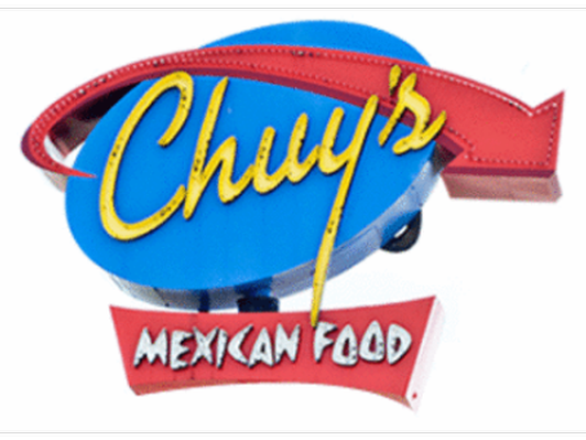 CHUY'S GIFT CARD