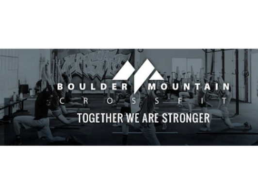 Boulder Mountain Crossfit 1 Month Unlimited Pass