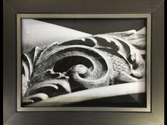 Frame Detail by Stephanie Putland