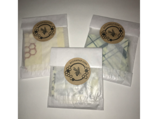 Bees Wrap- Pack of Three