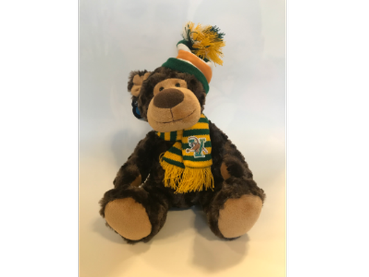 UVM Stuffed Bear