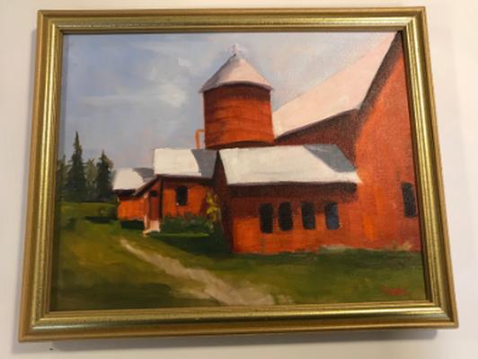 Vermont Painting