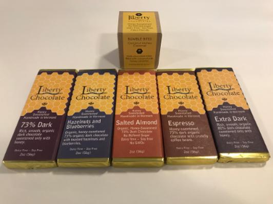 Liberty Chocolates Gift Basket
