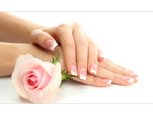 Spa Manicure/Pedicure at KT Nails Calabasas