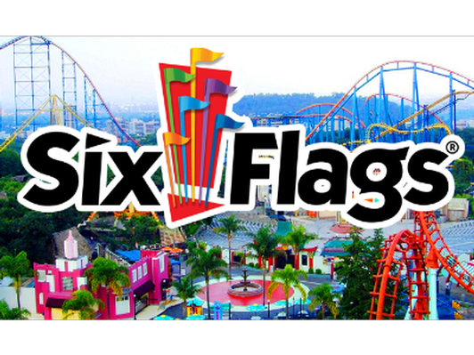 (2)Tickets to Six Flags Magic Mountain