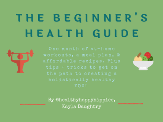 Beginners Health Guide