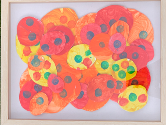 PreK Circle Art - Ms Wilson