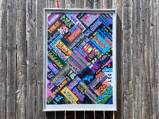 Graffiti Digital Art #2