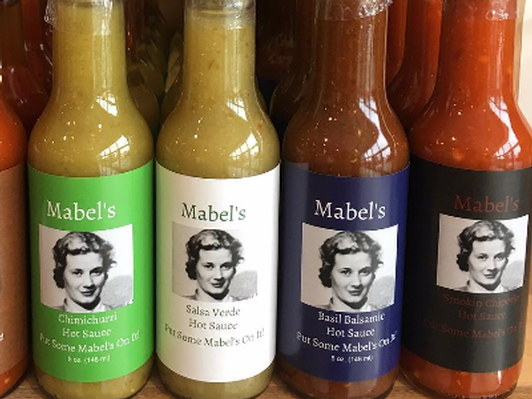 Mabel's Hot Sauce