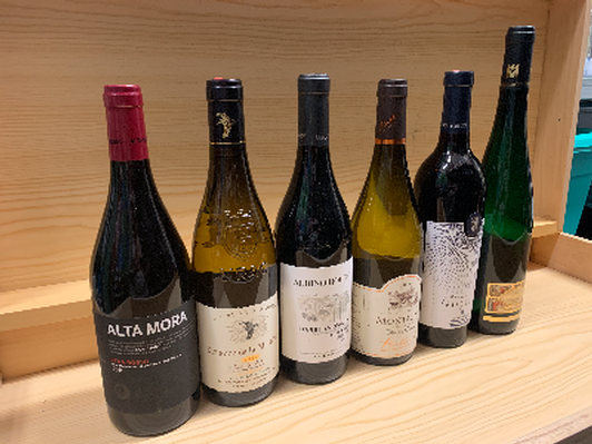 6 Bottles of Wine from Wine Spectator