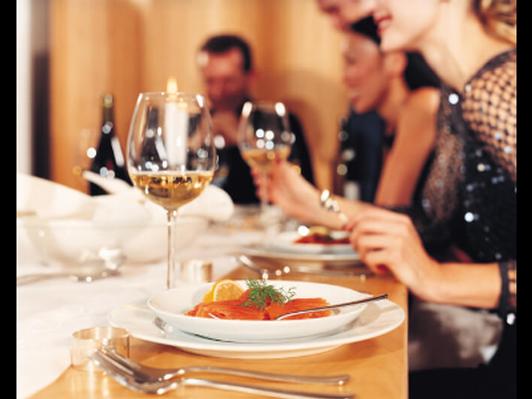Restaurant Review Dinner for 2