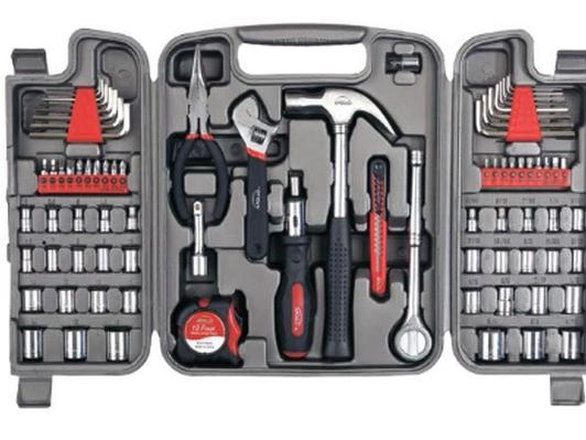 79-Piece Apollo Multi-Purpose Tool Kit