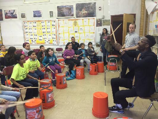 1 Week of Summer Program at the Brooklyn Music School.