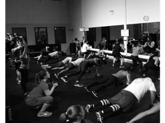 10 classes at Tabata Ultimate Fitness