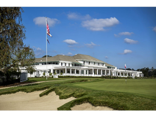 LA Country Club Golf & Lunch for 3