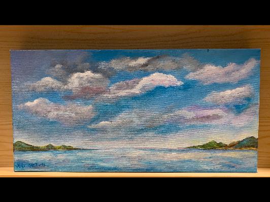 """Long Island Beach"" by Judith de Toth"