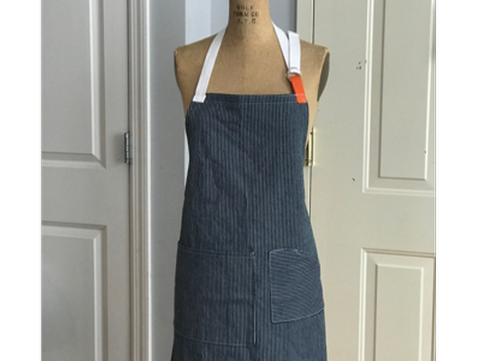 Adult and Child Apron Set by Tracey Toole