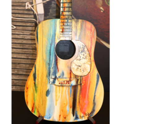 Guitar by Joe Adams