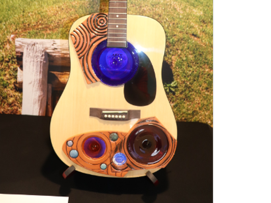 Guitar by stARTup Studios