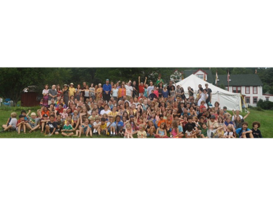 2020 Family Camp Entry
