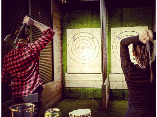 Kickaxe Axe Throwing Experience- ONLINE ONLY!