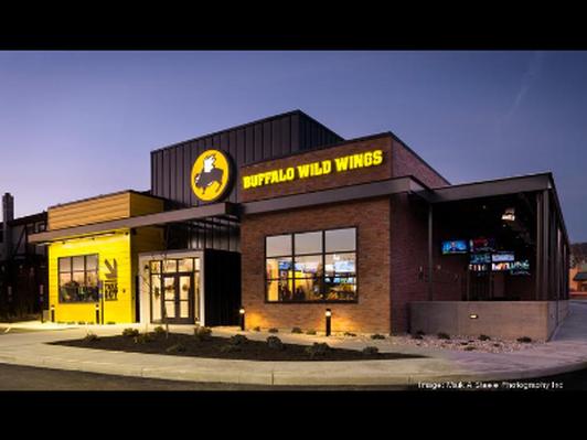 Buffalo Wild Wings Gift Certficiate