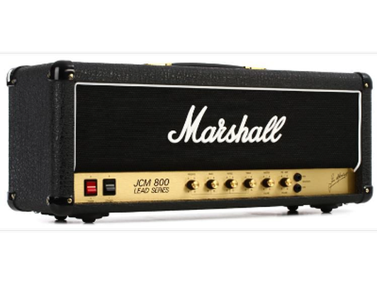 Mint Used  Marshall JCM 800 half stack