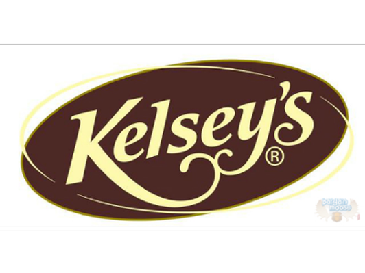 $50 in gift certificates donated by Kelsey's Kingston.