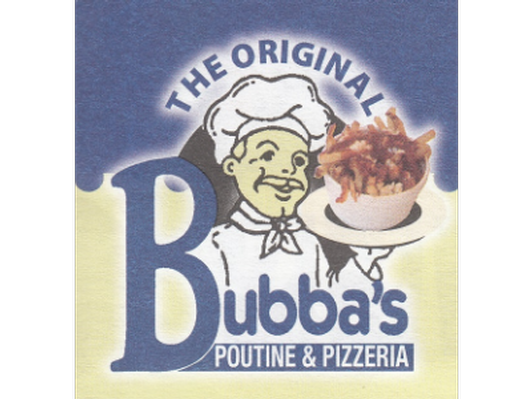 $50 gift certificate donated by The Original Bubba's Pizzeria