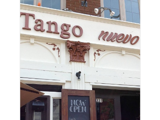 $25 gift certificate donated by Tango Nuevo