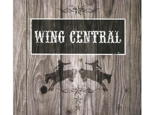 $25 gift certificate donated by Wing Central